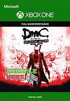 DmC Devil May Cry Definitive Edition (Xbox One Key)