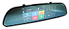 """Видеорегистратор Зеркало A6 - 7"""" Дюймов + GPS + WiFi + Bluetooth + Android + 3G"""
