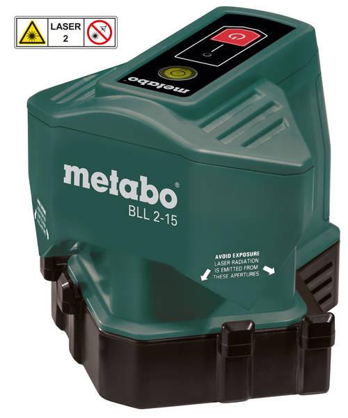 Линейный нивелир Metabo BLL 2-15