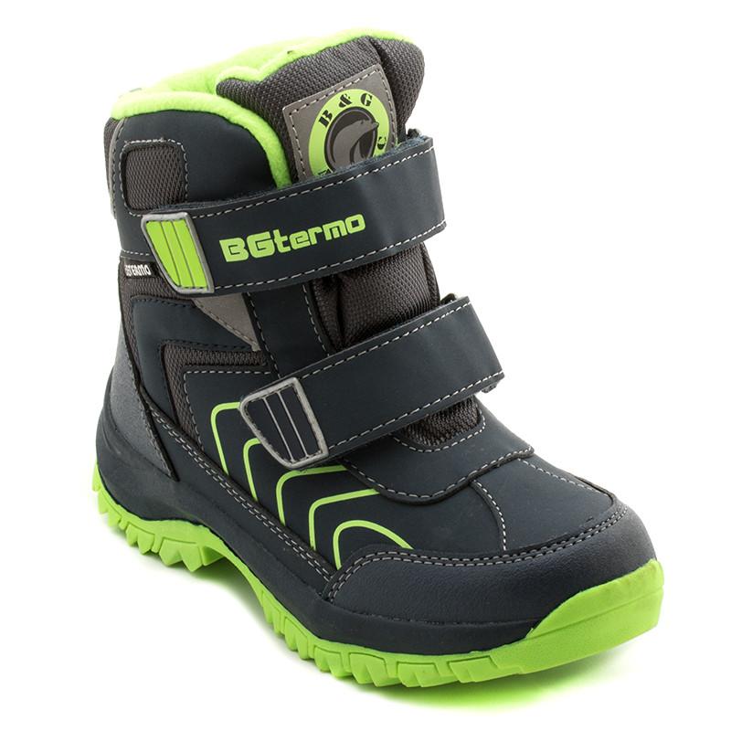 70263671a Термо ботинки/сапоги для мальчика B&G HL197-921.32-37, цена 995 грн ...