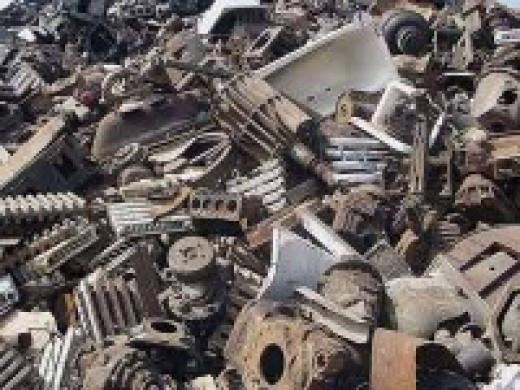 Збір брухту чорних металів
