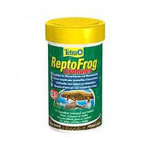 Tetra ReptoFrog 100ml  корм для лягушек,тритонов