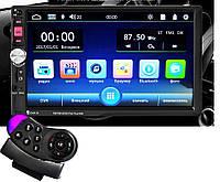 Автомагнитола 2din Pioneer 7022CRB 1024*600px, USB, SD, Video, Bluetooth + ПУЛЬТ НА РУЛЬ !