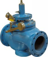 Клапан газорегулирующий ПКН-200В/  с эл.прив,