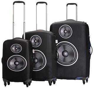 Колонки-чемодан