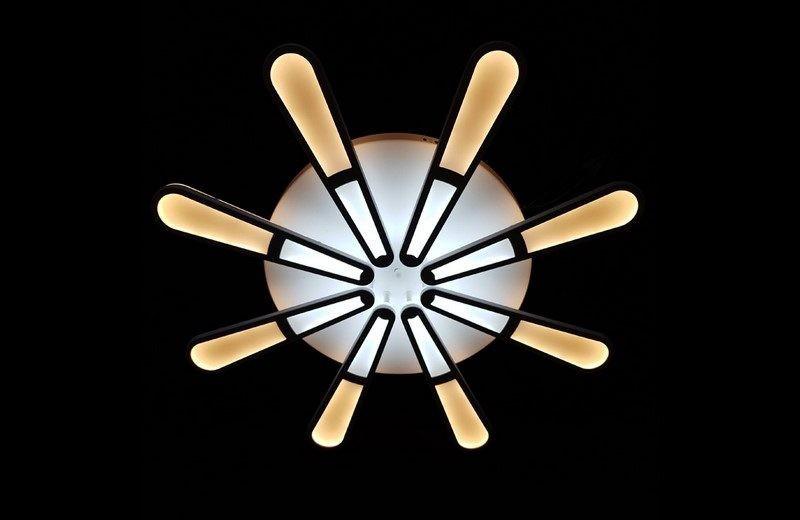 люстры потолочные для дома с пультом