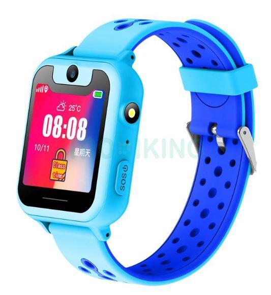 Дитячий розумний годинник SMART BABY SK-008 (MT-01/MT-02) Blue