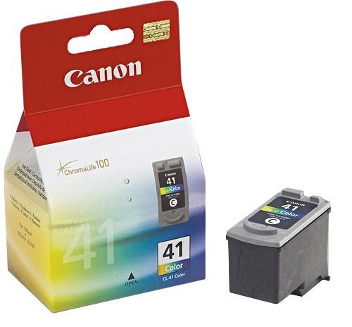 Картридж Canon CL-41 Color C/M/Y (0617B025)