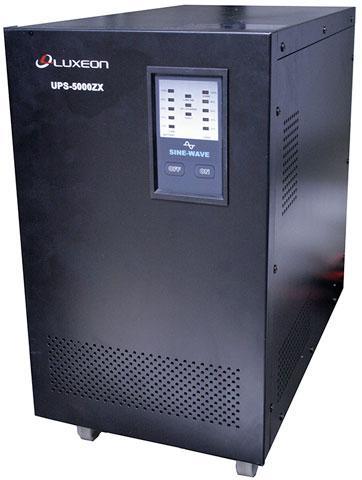ИБП Luxeon UPS-5000ZX (с правильной синусоидой)