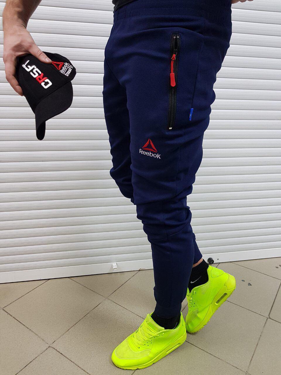 09a69863 Мужские спортивные штаны Reebok: продажа, цена в Киеве. спортивные ...
