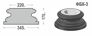 База колонны ФБК-3