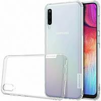 TPU чехол Nillkin Nature Series для Samsung A505F Galaxy A50