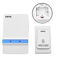 Звонок VOYE V012B от батареек, фото 1