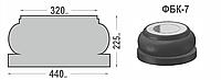 База колонны ФБК-7