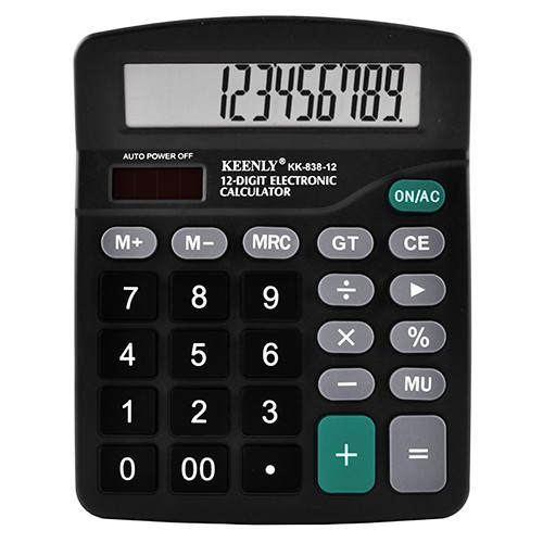 Калькулятор Keenly KK-838-12