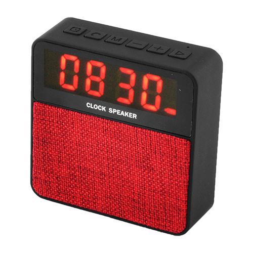 Bluetooth-колонка JBL T1, c функцией PowerBank, clock, speakerphone, радио (копия)