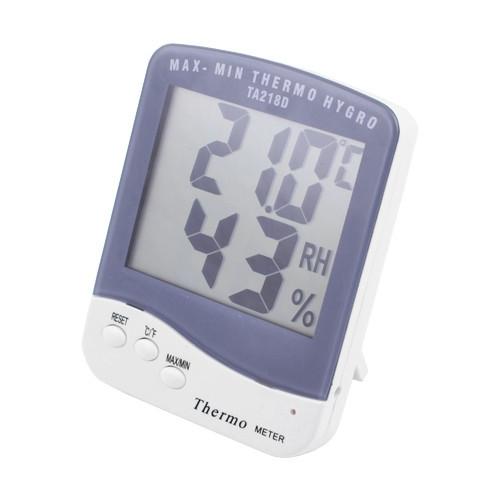 Термометр с гигрометром 218 D