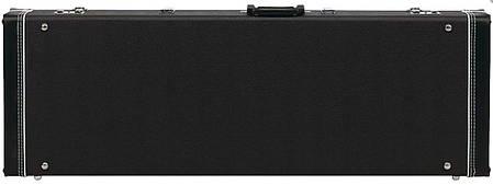 ROCKCASE RC10706B/SB Deluxe Hardshell Case - Electric Guitar Кейс для электрогитары, универсальный Деревянный, фото 2