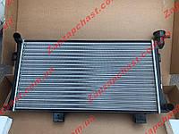 Радиатор охлаждения Ваз 21214 нива тайга инжектор ЛУЗАР (алюминиевый) (LRc 01214), фото 1