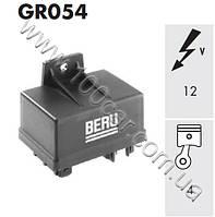 Блок управления свечами накаливания Beru GR 054 0201010054