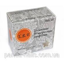 Салфетки тканевые безворсовые YRE, 80 шт