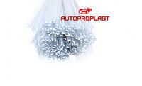PP 100 г (50/50) натуральный Полипропилен. Прутки электроды PPдля сварки пайки ремонт пластика пластмасс