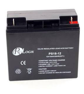 Аккумулятор ProLogix 12V / 18Ah для детских электромобилей, фото 2