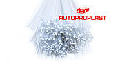 PP 1 кг (пластина) натуральный Полипропилен. Прутки электроды PPдля сварки пайки ремонт пластика пластмасс