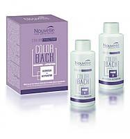 Nouvelle Color Back. Средство для удаления краски с волос,100+100мл