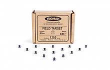 Пули 4,5 мм Люман Field target 0,55 мм (1250 шт)