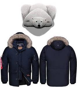 Куртка парка Braggart