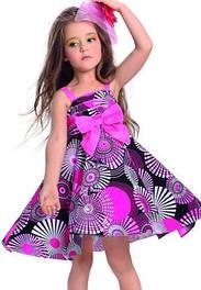 Платья, туники и сарафаны детские