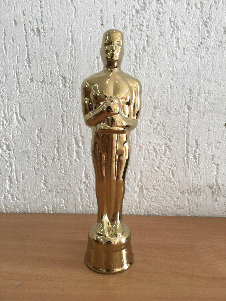 Статуэтка Оскар - Золото