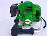 Бензокоса ТАЙГА ТБТ-6700 (2ножа + 1катушка), фото 2