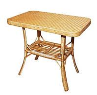 Плетеный стол СЛ-1