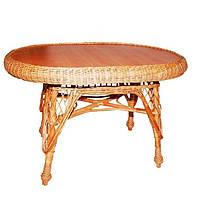 Плетеный стол СЛ-3