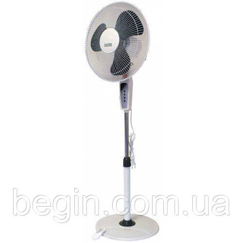 Напольный вентилятор Grunhelm GFS-5011R (с пультом)