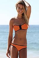Яркий купальник. Оранжевый. РМ5697