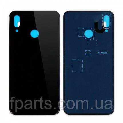Задняя крышка Huawei P20 Lite (ANE-LX1) Black, фото 2