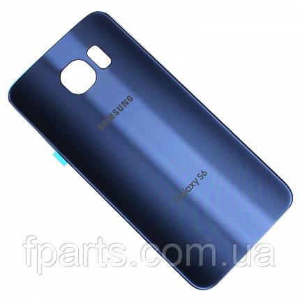 Задняя крышка Samsung G920 Galaxy S6, Blue, фото 2