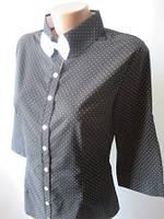 Якісні блузи в дрібний горошок., фото 1