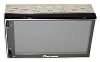 "Автомагнитола пионер Pioneer 7024 2DIN короткая база 7"" GPS, фото 3"