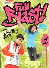 Full Blast 1 Students Book with Culture Time for Ukraine / Учебник