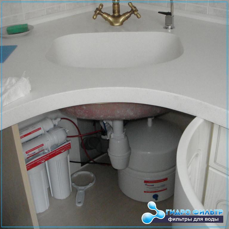 Тайваньская система фильтрации воды - отличное решение для того, чтобы фильтровать питьевую воду.