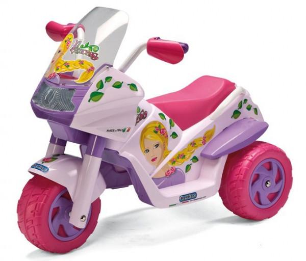 Детский трехколесный мотоцикл Peg Perego RIDER PRINCESS