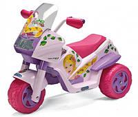 Детский трехколесный мотоцикл Peg Perego RIDER PRINCESS , фото 1