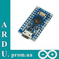 Arduino PRO Micro 5В 16МГц Atmega 32u4 [#B-12]