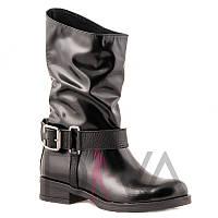 Ботинки женские зимние 7011blackz купить женскую зимнюю и демисезонные  обувь дешево ac1e71c006f
