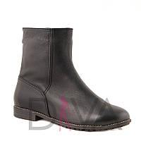 Женские ботинки зима 2017 7003-black-b купить женскую зимнюю и демисезонные обувь дешево