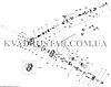 Крестовина карданного вала на квадроциклы Brp Can-Am ,— AllBalls 19-1008, фото 2